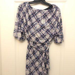 Jessica Simpson Multi-Colored Midi dress